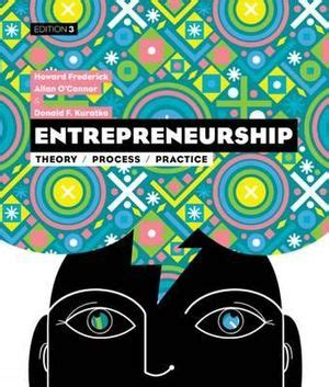 Entrepreneurship literature review